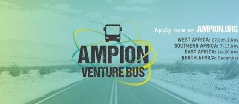 AMPION Mentoring Session at Hub Accra