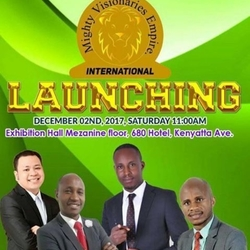 AIM GLOBAL MIGHTY TEAM LAUNCH
