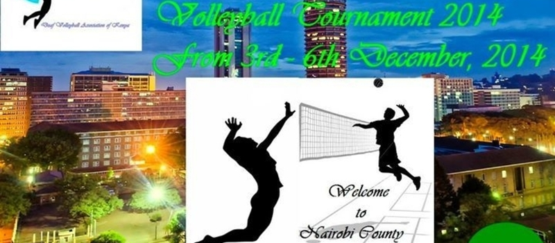 1ST EDITION OF NATIONAL DEAF VOLLEYBALL TOURNAMENT 2014