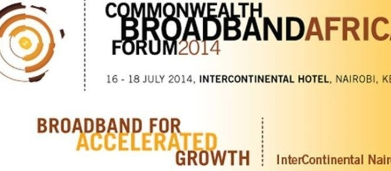 Commonwealth Broadband Africa Forum 2014