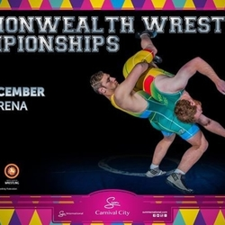 Commonwealth Wrestling Championships 2017 South Africa