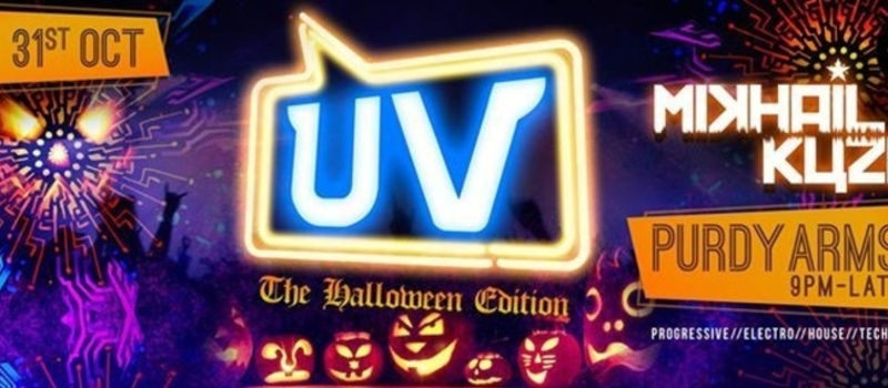 UV the Halloween Edition