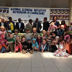 National Albinism Conference