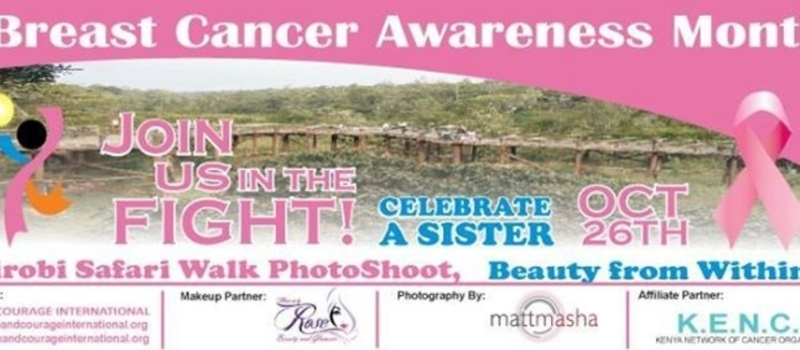 Cancer Awareness Photoshoot