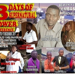 3 Days of supernatural power Conference