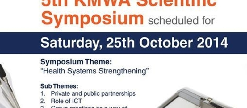 KMWA 5th Scientific Symposium