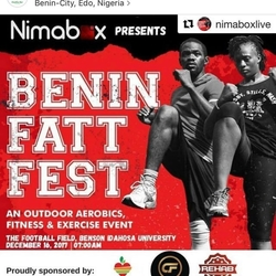 BENIN FATT (Fit all the time) FEST
