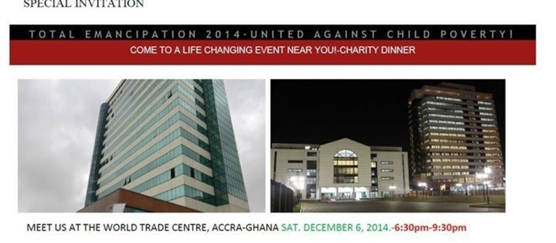 TOTAL EMANCIPATION 2014-UNITED AGAINST CHILD POVERTY