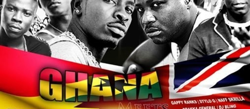 GH-UK DANCEHALL CLASH RELOADED