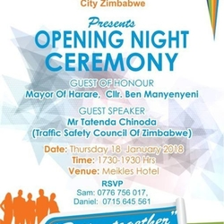 JCI City (Zimbabwe) Opening Night
