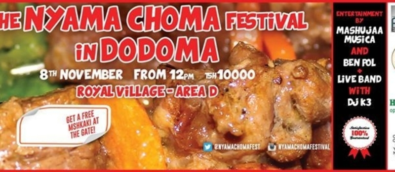 The Nyama Choma Festival-Dodoma Edition