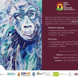 ART FORUM, Dialogue about Art Growth, Marketing And Education In RWANDA.