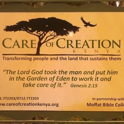 Creation Care & Farming God's Way Conference.