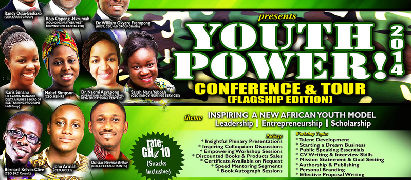 YouthPower! Conference; Trade-Fair Edition
