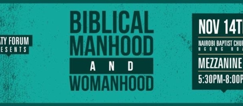 Meaty Forum: Biblical Manhood and Womanhood