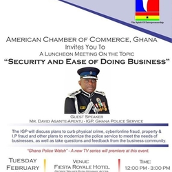Security and Ease of Doing Business