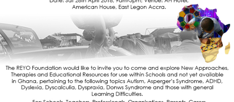 Special Educational Needs (SEN) Show GHANA 2018