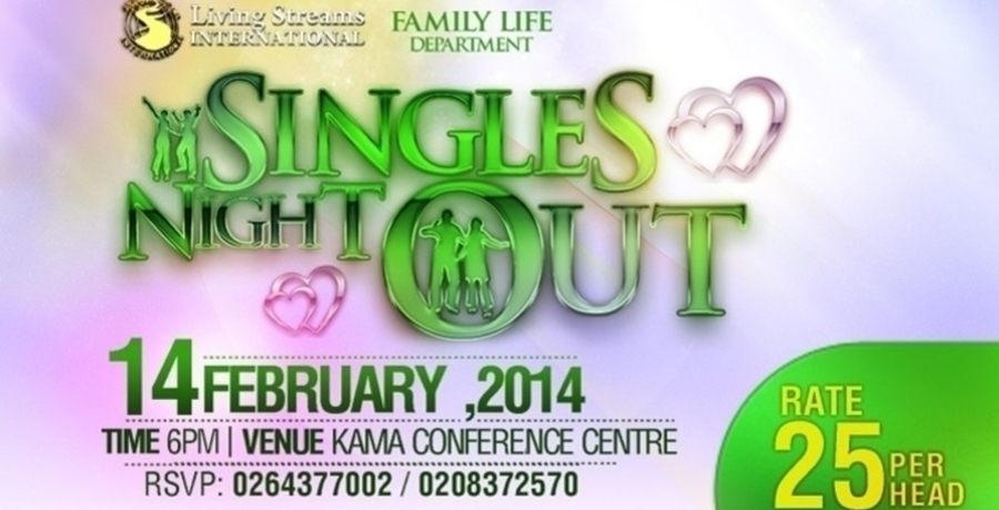 Single's Valentine Night Out