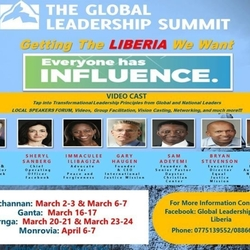 Global Leadership Summit Liberia