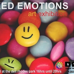 Mixed Emotions Art Exhibition