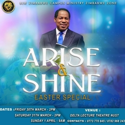 """Arise And Shine"" Easter Celebration Conference"
