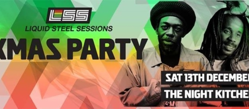 LSS XMAS PARTY w/ GENERAL LEVY (Live) & ABA SHANTI-I