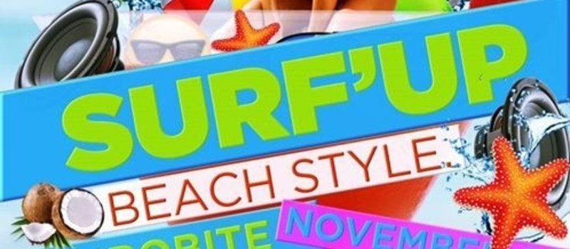 SURF UP BEACH PARTY