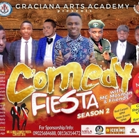 COMEDY FIESTA WITH MC MOSMAN AND FRIENDS SEASON 2