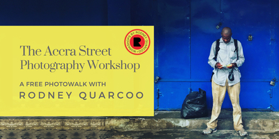 The Accra Street Photography Workshop