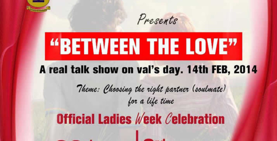 Between The Love (MC Abeiku Santana)