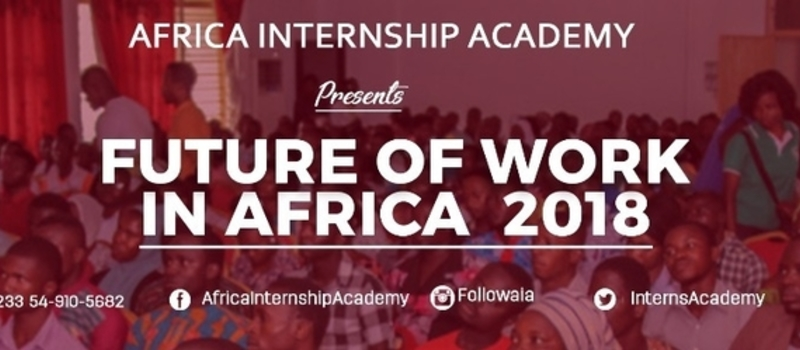 FUTURE OF WORK IN AFRICA 2018