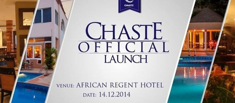 CHASTE Official Launch