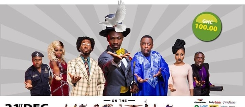 "The Okyeame Kwame Versatile Show ""The Beggars"""