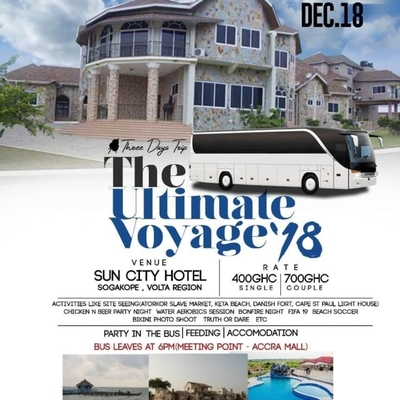 The Ultimate Voyage 18'