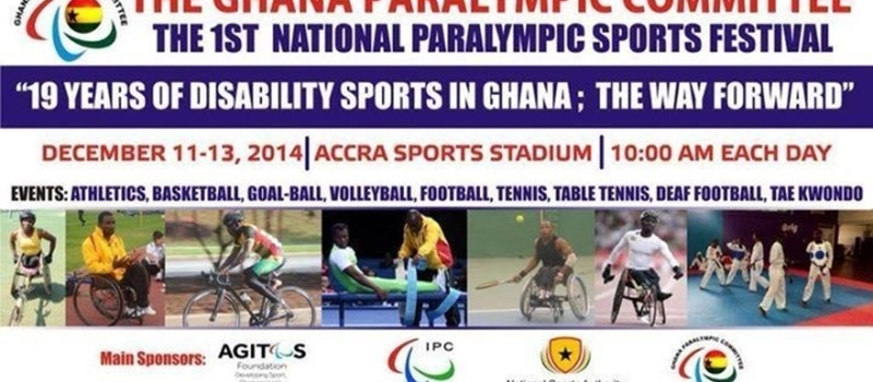 1st Paralympic Sports Festival