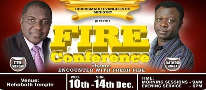 Fire Conference 2014 (CEM)