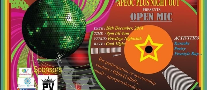 APEOC PLUS NIGHT OUT