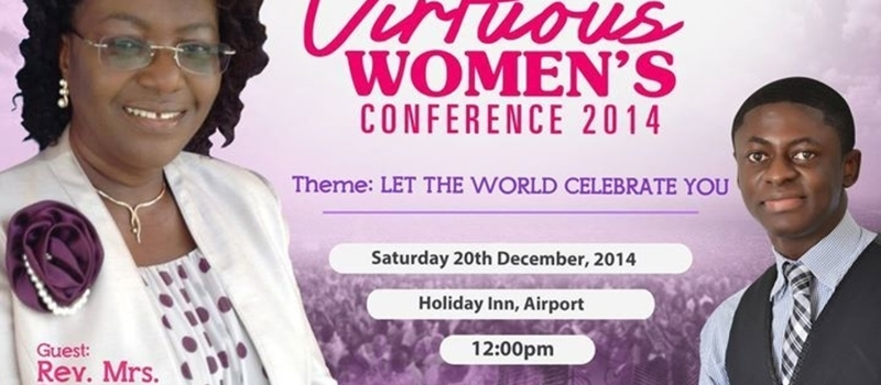 VIRTUOUS WOMEN'S CONFERENCE