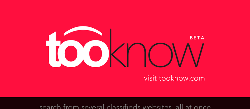 Tooknow Search Service Launched (Beta)