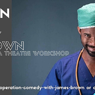Operation Comedy with James Brown