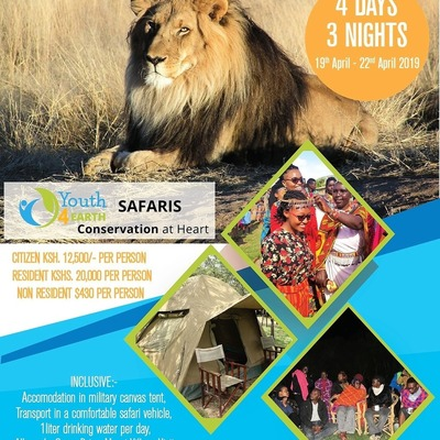 Masai Mara Easter Getaway Adventure Special Offers!