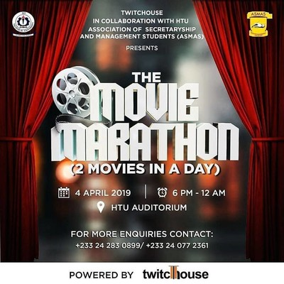 The Movie Marathon