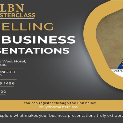 Leadership and Business Network MasterClass