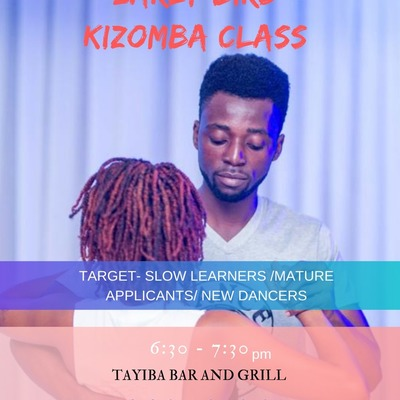 EARLY BIRD KIZOMBA DANCE CLASS