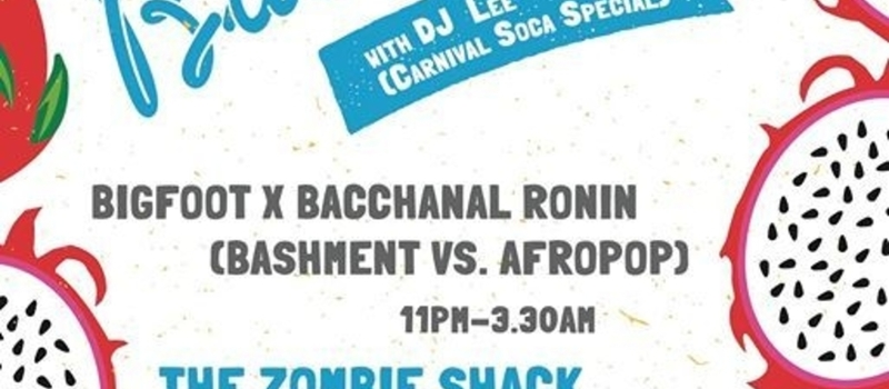 OH BACCHANAL! with DJ LEE (Carnival Soca Set)
