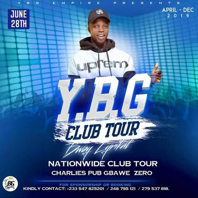 NationWide Club Tour