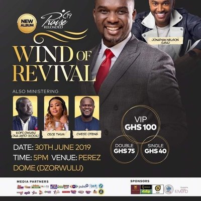 Wind Of Revival