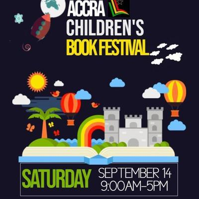 Accra Children's Book Festival 2019