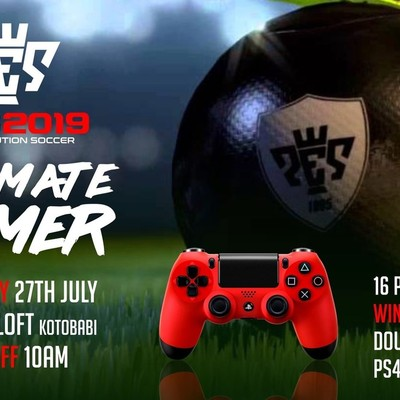 PES ULTIMATE GAMER | 1ST EDITION
