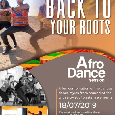 Afro Dance Session
